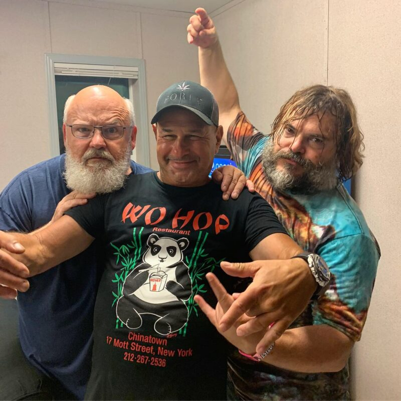 Howie and Tenacious D